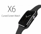 X6-smart-Mobile-watch-Phone-carve-display-intact-Box-Sim-
