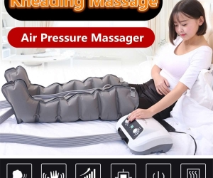Air-Compression-leg-massager-waist-body-arm-relax-instrument-promote-blood-circulation-pain-relief-6-Chambers