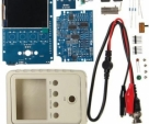 Orignal-Tech-DS0150-SHELL-DSO150-Digital-Oscilloscope-With-Housing-Case-Box-DIY-kit-White