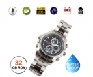 32GB Camera Watch Waterproof