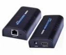 HDMI-Extender-Over-Cat5eCat6-100m-Black