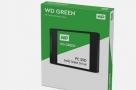 Western Digital Green Chennel Product 120GB SSD