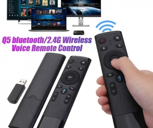 Wireless-Remote-Air-Mouse-With-Microphone
