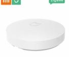 Upgrade Xiao mi mi jia Zigbee wireless remote control switch works with Multifunction Gateway 2 Smart by mi home App-White