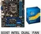 Asus H-61 MB & Dual Core 3rd Gen 1 Year