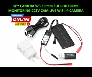 IP-Camera-W3-36mm-Full-HD-Home-Security-Live-Wifi-IP-camera