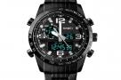 SKMEI-1453-Luxury-Men-Military-Watches-Stainless-Steel-Waterproof--Original-