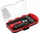 30pcs-Multi-Functional-Manual-Ratchet-Screwdriver-Set-Socket-Repair-Tools-Set