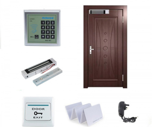 Door-Lock-RFID-Access-Control