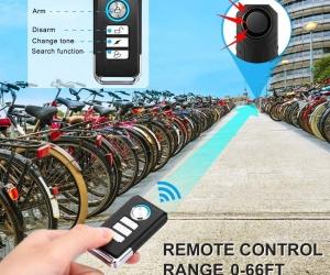 Bike-Security-Alarm