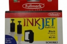 Fullmark-Black-Inkjet-Refill-Kit-HP-CANON-PRINTER-SUPPORT