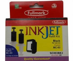Fullmark-Black-Inkjet-Refill-Kit-HP-CANON-PRINTER-SUPPORT