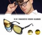 3 in 1 Magic Vision Stylish Sunglass (6439936.)
