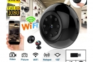4K Mini Wifi IP Camera Night Vision Voice with Video Recorder Mini Cam