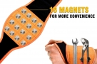Magnetic-Wristband-Tool-Belts