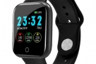 Letike I5 Smart Watch Heart Rate Monitor Waterproof IP67 Fitness Tracker BP Smartwatch for iOS Android