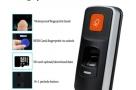 Biometric Fingerprint Door Access Control System Kit
