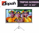 Tripod Projection Screen 96