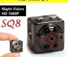 SQ8 Mini Camera Night Vision 12MP Camera