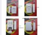 Wireless-Home-Door-Alarm-Window-Warning-System-Magnetic-Door-Sensor-Independent-Alarm-White