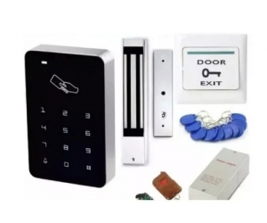 Keypad-Door-Access-Control-System-With-Remote