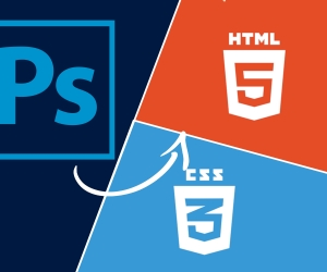PSD-TO-HTMLCSS