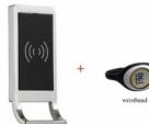 Waterproof Office Electronic Private Drawer RFID Card Locker Lock Digital Keyless Card Cabinet Lock