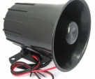 DC-12V-loud-siren-Horn-security-alarm-systems-Black
