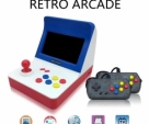 Retro Arcade Portable Game Player 2 USB Joystick