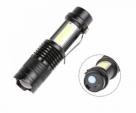 Mini LED Rechargeable Flashlight