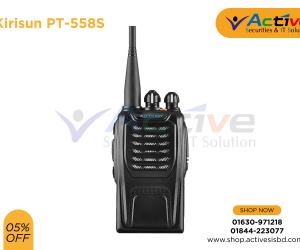 Kirisun-PT558S-Walkie-Talkie-Bangladesh-