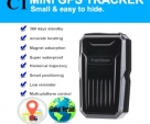 GPS Tracker Live Tracking Device Waterproof