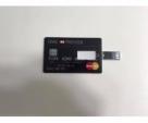 2GB HSBC Visa Card Shape Pendrive USB 3.0