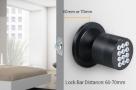 Electronic-Wireless-Door-Lock-YL-99