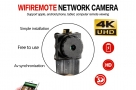 4K Rebon Wifi IP Camera H8 Night Vision P2P Module CCTV Recorder