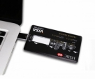 64GB HSBC Visa Card Shape Pendrive USB 3.0