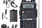 BaoFeng UV-5R 128 Channel Two Way Radio Set