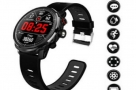 Microwear L5 Smartwatch Water-proof Heart Rate BP