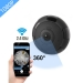 360-Panoramic-Wifi-IP-Camera-5in1-view-Night-Vision-Motion-Detector