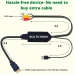 -AV-RCA-to-HDMI-converter-cable-18M-3-in-1-RCA-in-HDMI-out-for-DVD-STB-HDTV
