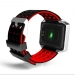 CK12-Smartwatch-Blood-Pressure-Heart-Rate-Monitor-Waterproof-Red