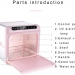 VK-19-Smart-Ultraviolet-Sterilizer-Sterilization-Dryer-Underwear-Disinfection-Machine