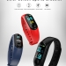 Blood-Pressure-Monitoring-Fitness-Band-M3