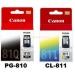 Canon-810-811-ORIGINAL-Ink-Cartridge-Set