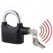 Security Alarm Locker
