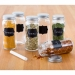 Kitchen Spice Jars